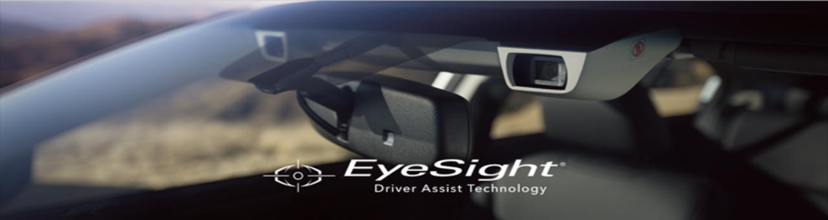 Subaru Eyesight banner