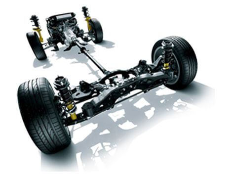 Subaru Core Technology Tech All wheel drive