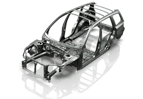 Subaru Ring-Shaped Reinforcement chassis image