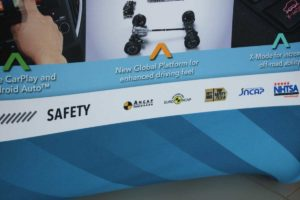 CMH Subaru- Subaru Safety Logos