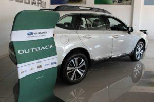 CMH Subaru- Subaru Outback with Subaru Eyesight