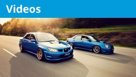 Subaru Video tile