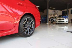 CMH Subaru- New WRX Rims