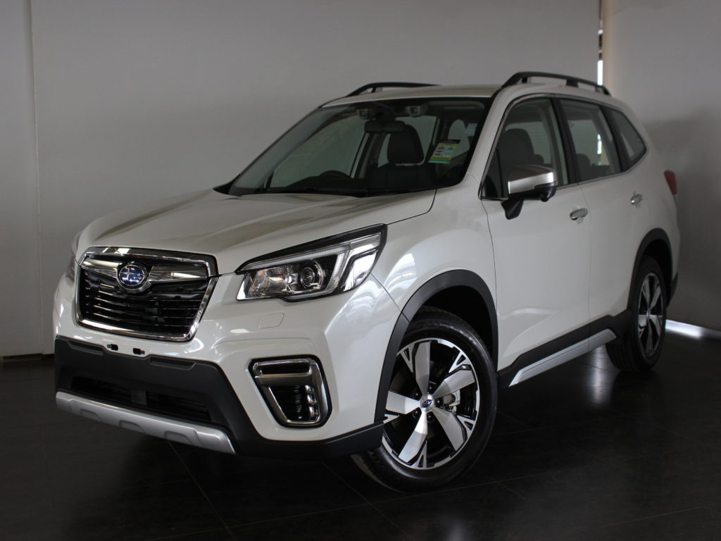 The MY19 Subaru Forester