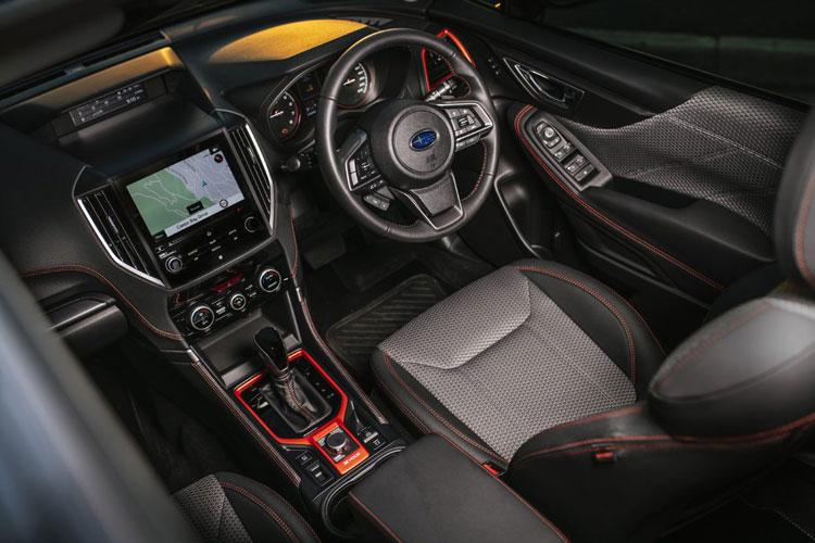 2021 Subaru Forester-CMH-Subaru-East-Rand-Dash-board