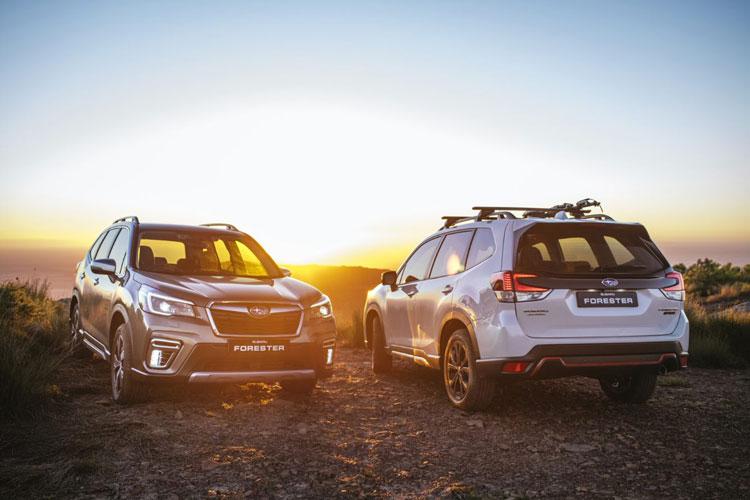 2021 Subaru Forester-CMH-Subaru-East-Rand-Exterior